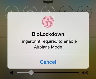 biolockdown screenshot