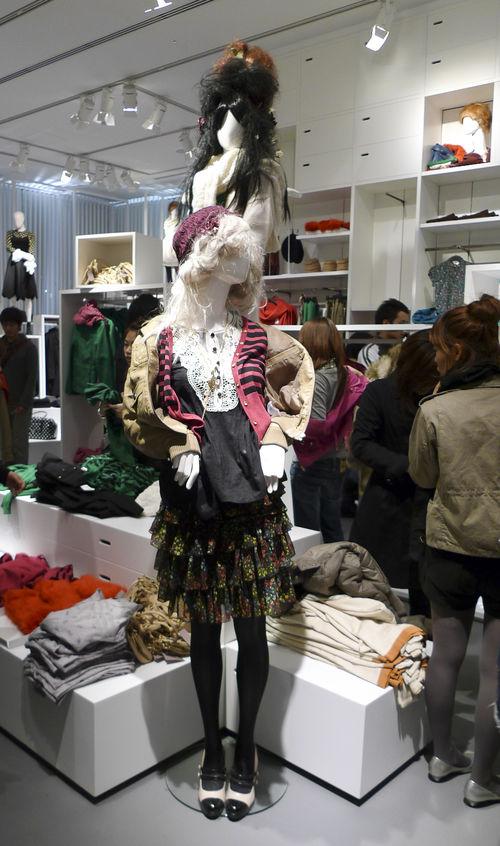 H&M Mannequins II