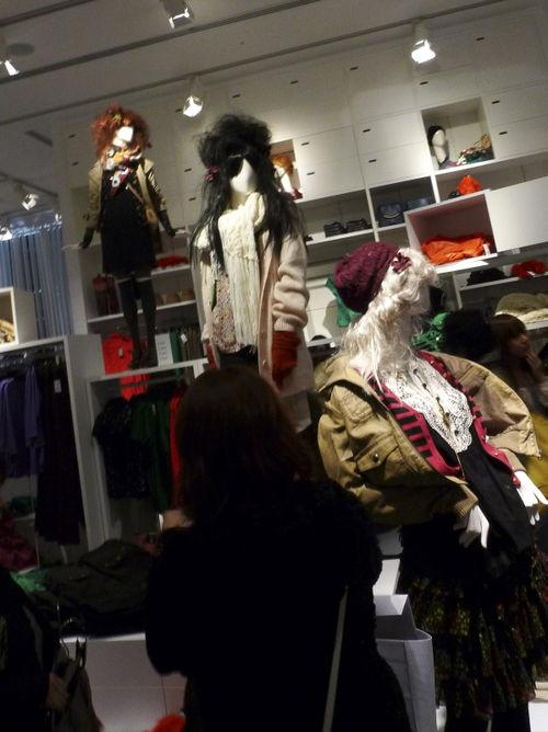 H&M Mannequins
