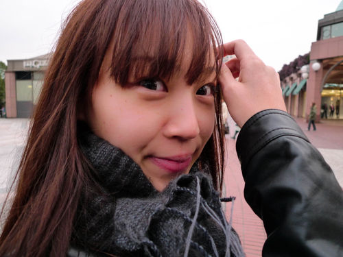 Miyuki Surprised