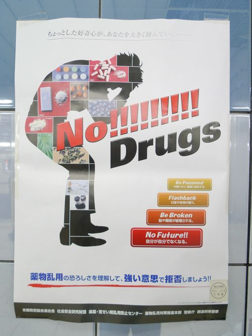 No!!!!!! Drugs