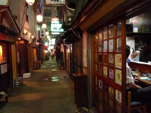 渋谷か下町?