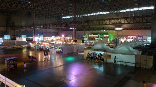 Vendor Floor