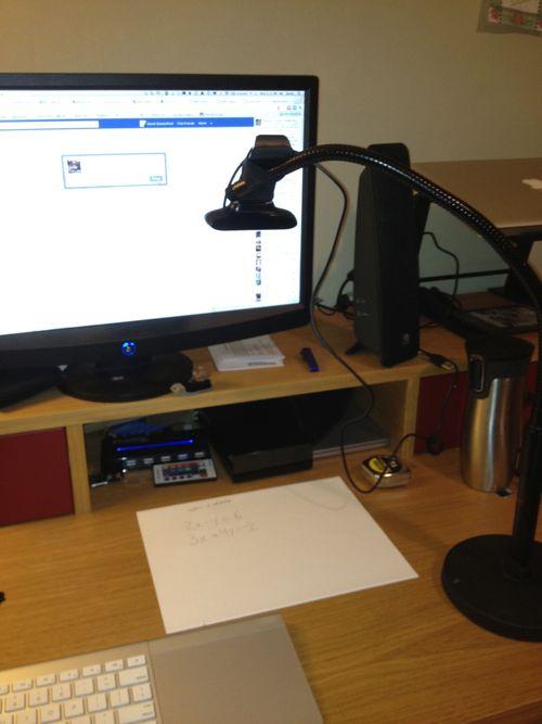 Webcam doc cam