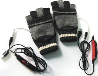 Warm-usb-typing-gloves